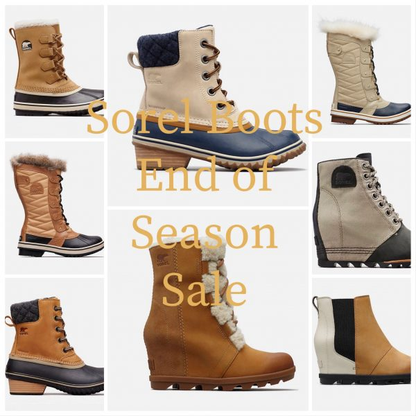 Sorel End of Season Sale