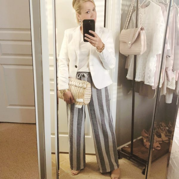 3 Ways to Style a White Blazer This Summer